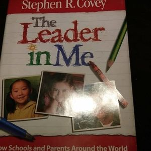 The Leader in Me by Covey